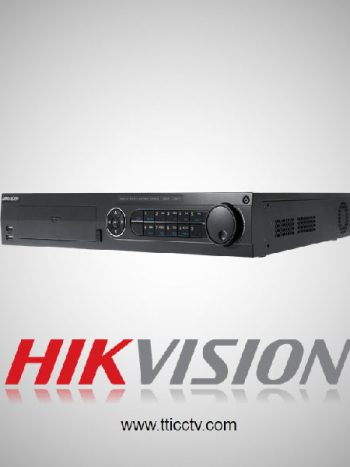عکس دستگاه DVR هایک ویژن هشت و شانزده کانال hikvision