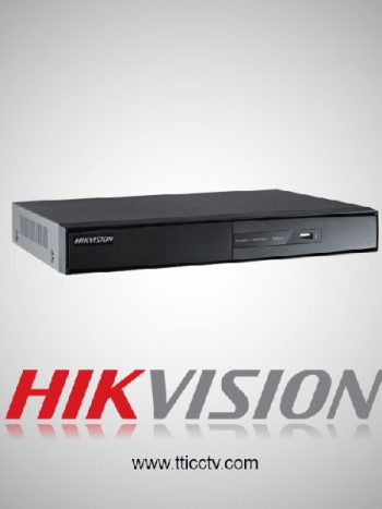 DVR چهار هشت شانزده کانال هایک ویژن hikvision