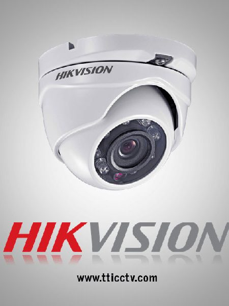 دوربین مداربسته دام بدنه فلزی دید در شب هایک ویژن Hikvision