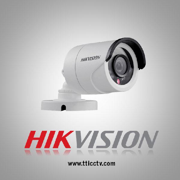 دوربین مداربسته مینی بولت دید در شب ضد آب هایک ویژن hikvision