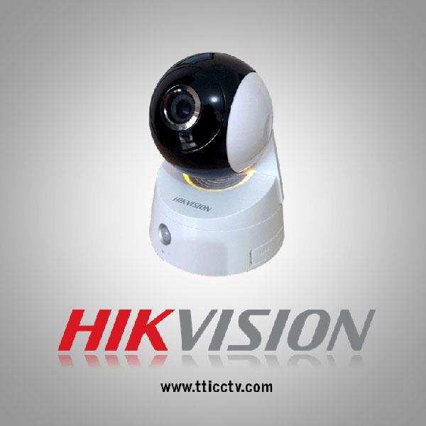 دوربین مداربسته گردان دید در شب داخلی شبکه هایک ویژن hikvision