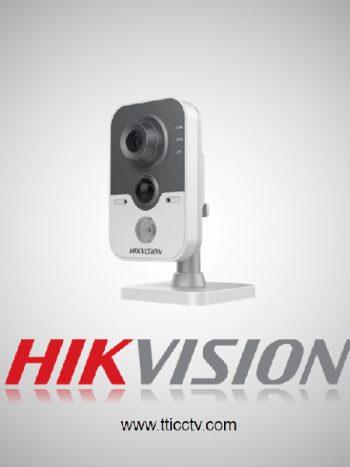 دوربین مداربسته کیوب تحت شبکه دید در شب هایک ویژن hikvision