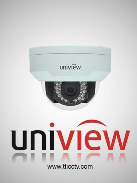 دوربین مداربسته دام دید در شب ضد ضربه یونی ویو uniview