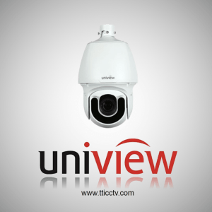 دوربین مداربسته اسپید دام دید در شب uniview