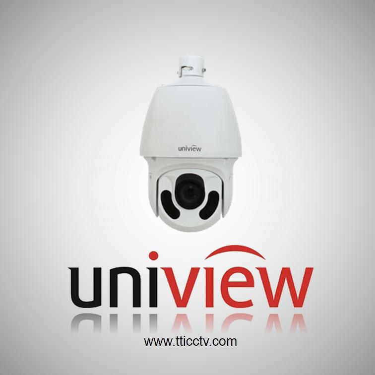 دوربین مداربسته گردان دید در شب uniview