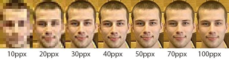 دوربين مدار بسته تشخيص چهره