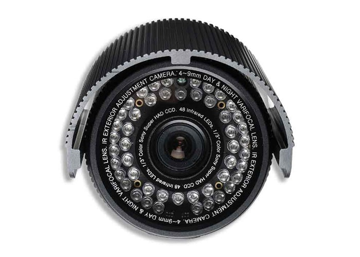 لنز دوربین مدار بسته