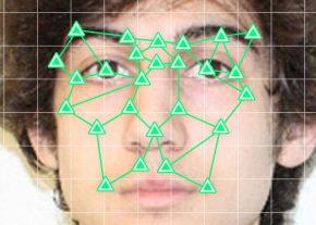 دوربین مداربسته تشخیص چهره