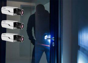 تشخیص ورود غیر مجاز در دوربین مداربسته