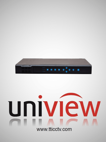 عکس دستگاه NVR یونی ویو uniview