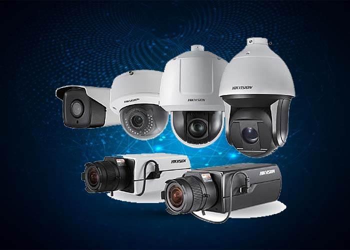 استانداردهای دوربین های مداربسته شبکه
