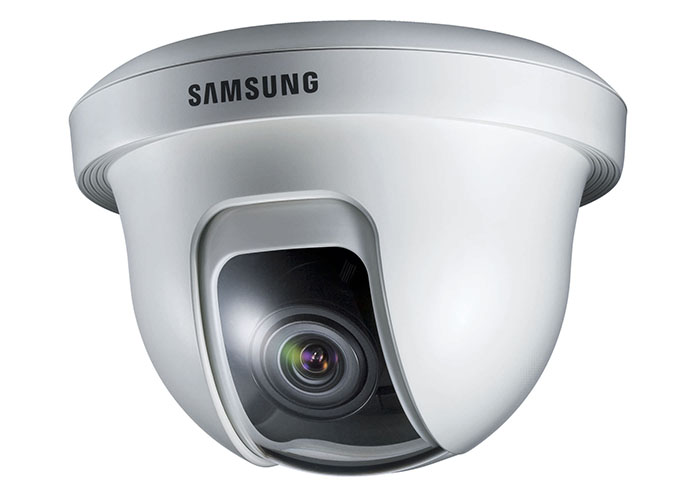 دوربین مداربسته دام سقفی