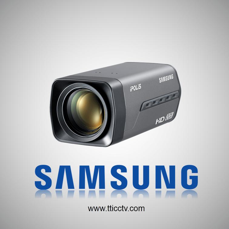 دوربین مداربسته زوم سامسونگ Samsung