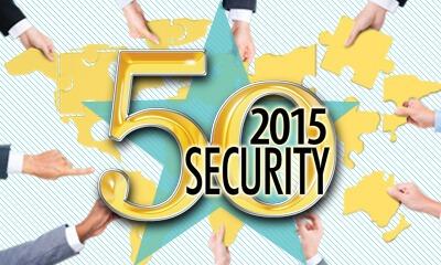 50 برند بزرگ سیستم های حفاظتی در سال 2015