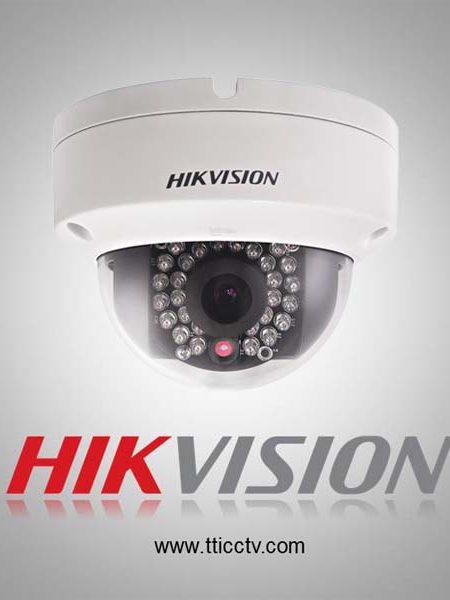 دوربین دام تحت شبکه بدنه فلزی دید در شب هایک ویژن hikvision
