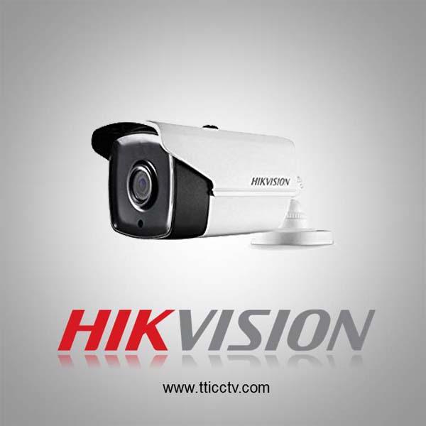 دوربین مداربسته بالت دید در شب هایک ویژن Hikvision