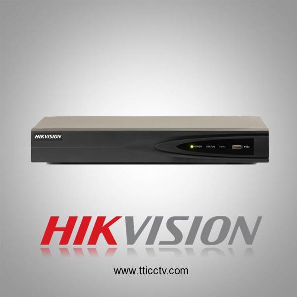 دستگاه NVR هایک ویژن Hikvision
