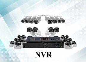 دستگاه ضبط NVR چیست؟