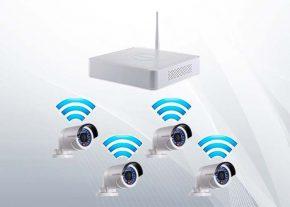 دوربین مداربسته وای فای WiFi چیست؟