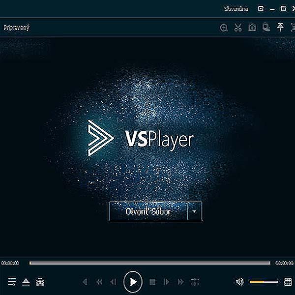 دانلود نرم افزار VS player (نرم افزار پخش ویدئو های هایک ویژن)