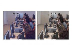 آشنایی با AWB و اهمیت تعادل نور سفید در دوربین مداربسته