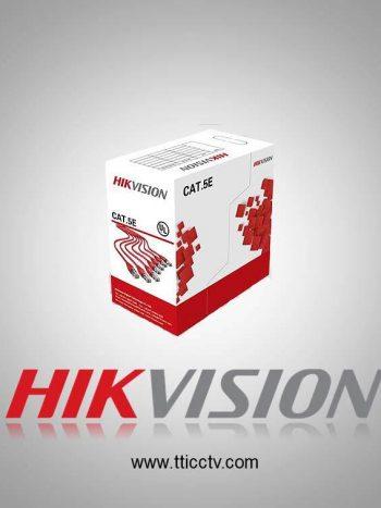 فروش کابل شبکه DS-1LN5E-S هایک ویژن