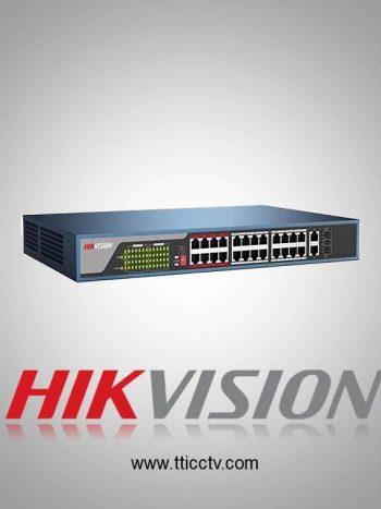 فروش سوئیچ شبکه DS-3E0326P-E هایک ویژن