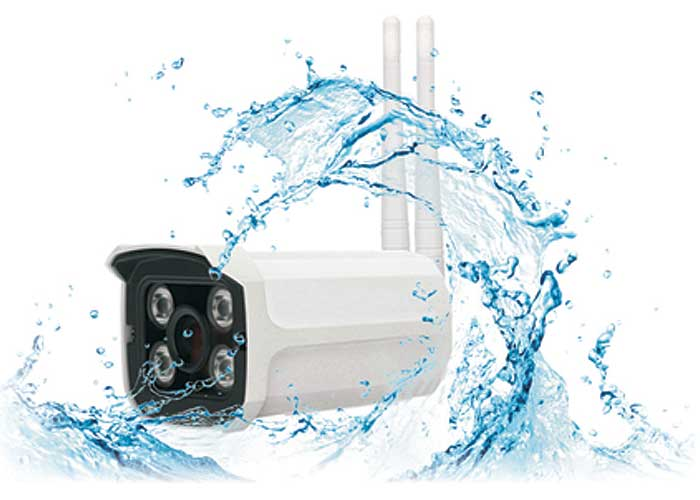 دوربین مداربسته ضد آب چیست؟