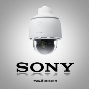دوربین مداربسته گردان سونی